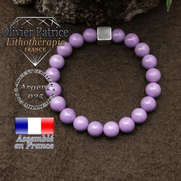 Bracelet phosphosidérite et...