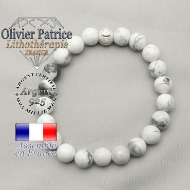 Bracelet du sourire pour les femmes argent 925