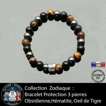 Bracelet de protection pour hommes ...