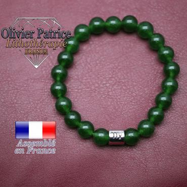 Bracelet jade de Taiwan et son signe astrologique en alliage