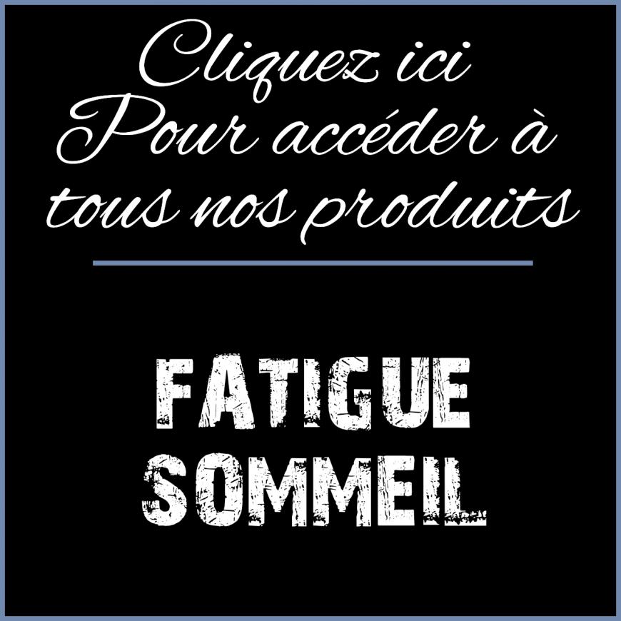 Fatigue Sommeil
