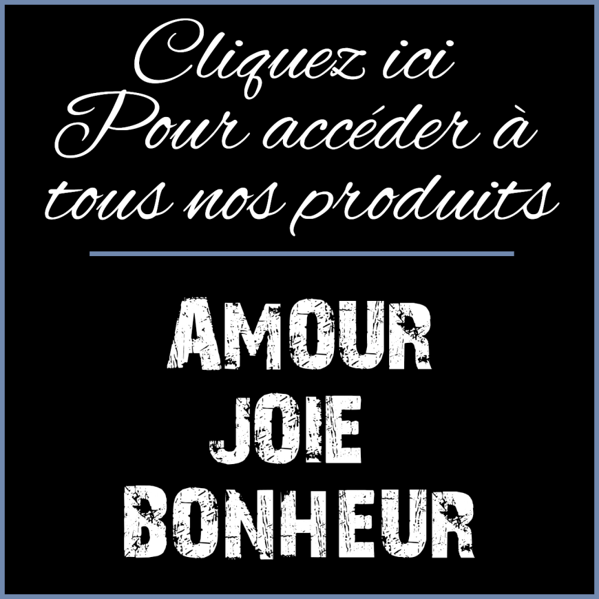 Amour Joie Bonheur