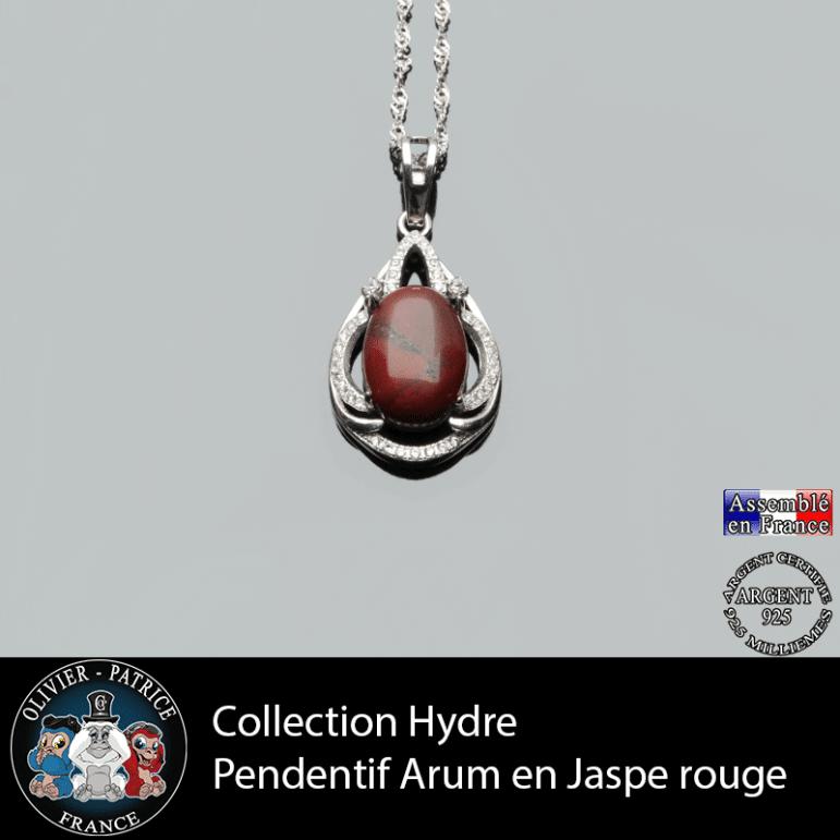 Pendentif Arum de la collection Hydre