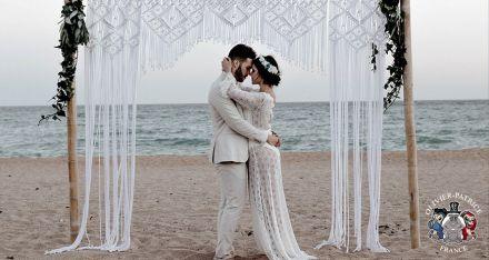 La lithothérapie s'invite à votre mariage