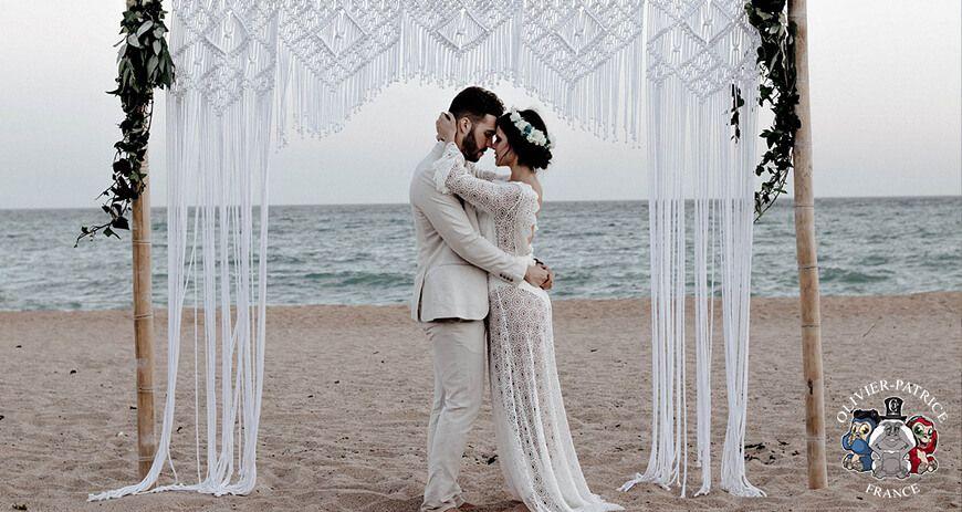 Mariage : La lithothérapie s'invite à votre fête