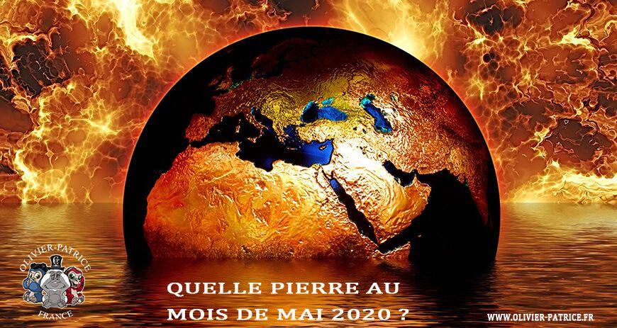 Le Jaspe Rouge Pierre du mois de mai 2020