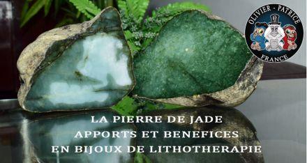 Le jade : tout savoir sur cette gemme